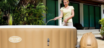 Lidl lance le jacuzzi gonflable à petit prix avec fonction de massage et de chauffage