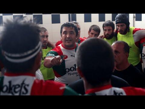 Le discours du capitaine de l'équipe de Rugby d'Arcangues dans le Pays basque vous hérissera les poils !