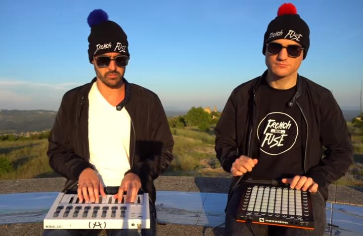 French Fuse remixe le jingle de Bouygues Telecom pour la Fête de la musique et c'est un hit !