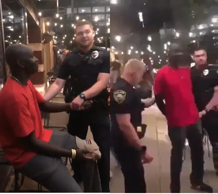 Ces policiers font une erreur et arrêtent la mauvaise personne, qui est agent du FBI !