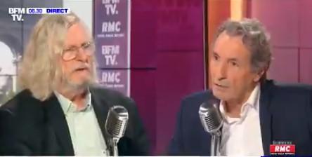 Clash entre Didier Raoult et Jean Jacques Bourdin : «Je vais me lever et m'en aller» (vidéo)