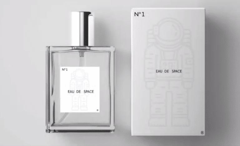 Eau de Space, le parfum qui sent l'odeur de l'espace