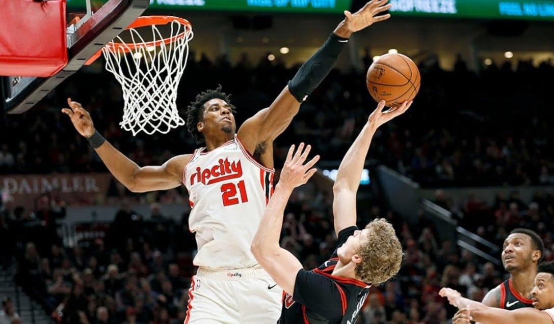 Quel est le plus beau contre de l'année ? Bilan NBA avec les plus beaux contacts en altitude