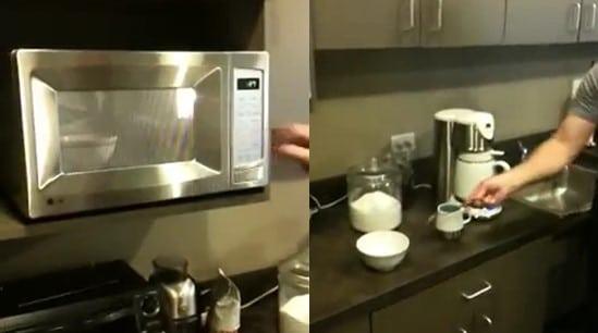 Pourquoi ne faut-il pas mettre d'œuf dans un micro-onde ?