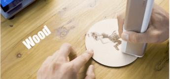 PrintPen, le stylo imprimante le plus compact capable d'imprimer rapidement et sur diverses surfaces