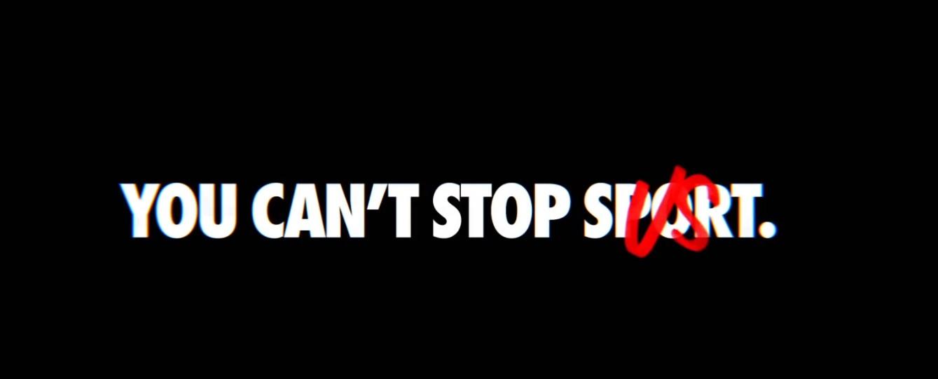 Nike nous offre le plus engagé et le plus beau des spots de pub post George Floyd / Covid-19 : «You can't stop us»