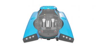 Nemo le sous-marin personnel haut de gamme et accessoire de l'été pour apprécier la beauté sous-marine
