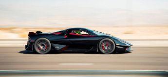 La SSC Tuatara explose le compteur et devient la voiture la plus rapide au monde avec ses 533 km/h