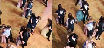 La danse dos à dos, le nouveau buzz Covid friendly dans les salles des fêtes