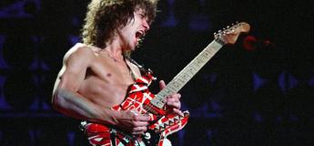 Eddie Van Halen, c'était surtout ça, la virtuosité d'un merveilleux guitariste