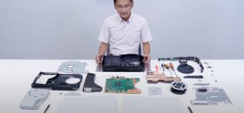 Un employé de Sony démonte lui-même la PS5 pour vous être transparent sur la marchandise présente dans la console