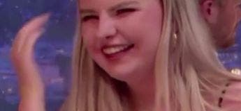 Regardez le rire « contagieux » de cette jeune femme qui casse le date de cet homme !