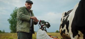 Comment sera la vie d'un fermier dans une ferme où la technologie remplace l'homme ?