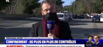 Il faut une attestation pour acheter de la drogue à Marseille, d'après le préfet de police