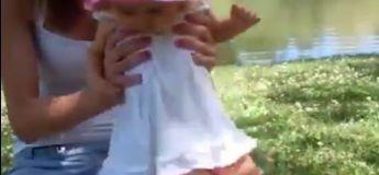Le saviez-vous ? Ces bébés n'aiment pas l'herbe du jardin, regardez comment ils réagissent
