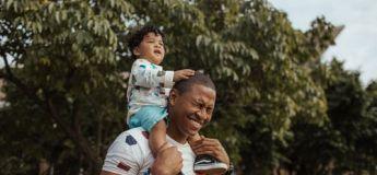 Les papas sont les meilleurs du monde, surtout quand ils sauvent leur enfant d'un drame !