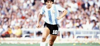 20 anecdotes incroyables sur Maradona
