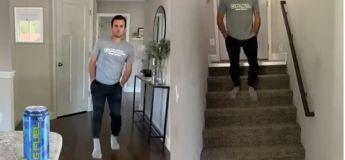 Voici comment le monde serait si l'homme glissait au lieu de marcher
