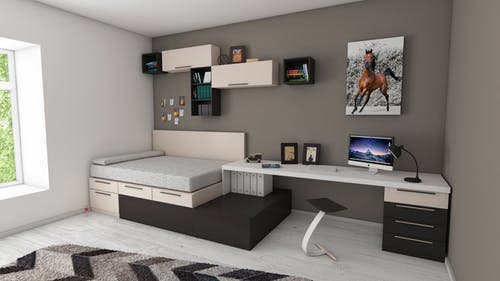 Les 7 astuces pour aménager un petit espace