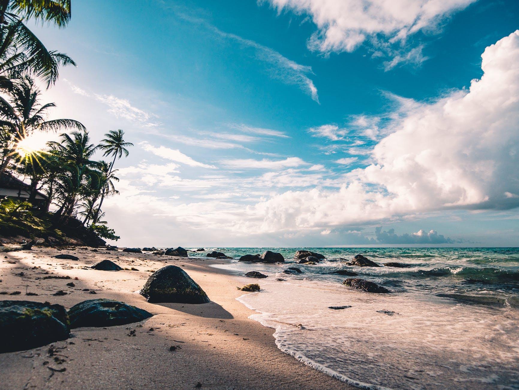 Les plus belles plages en France