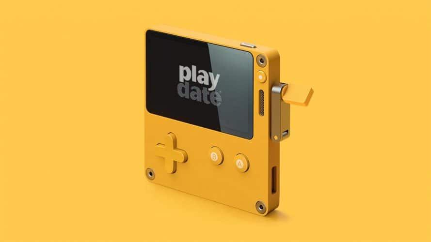Playdate : Panic dévoile les détails sur la nouvelle petite console
